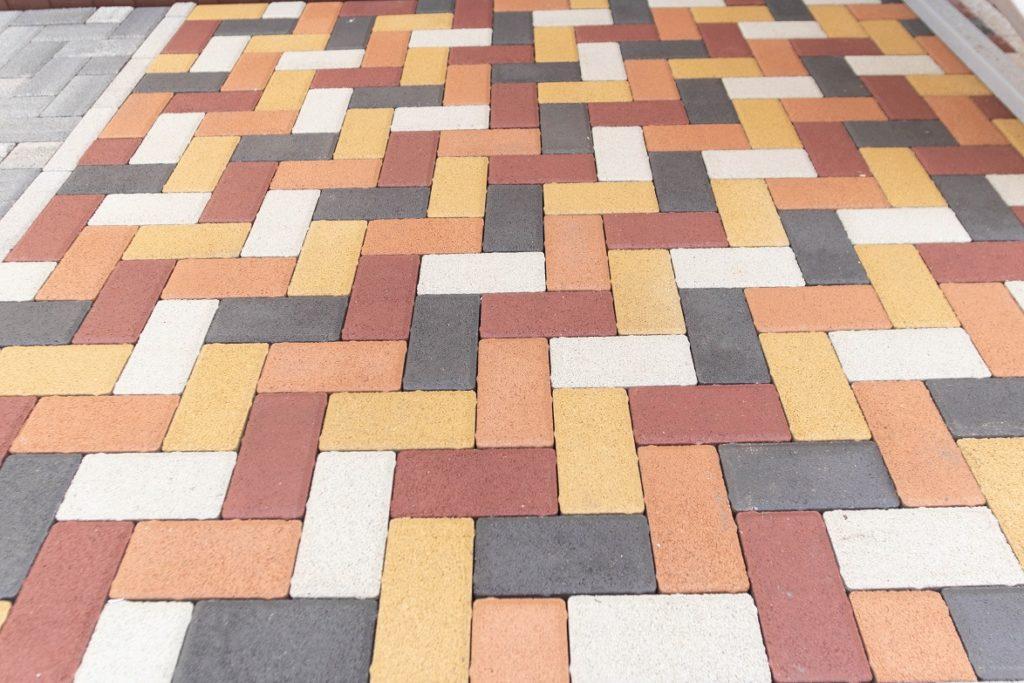 тротуарная плитка кочубеевское